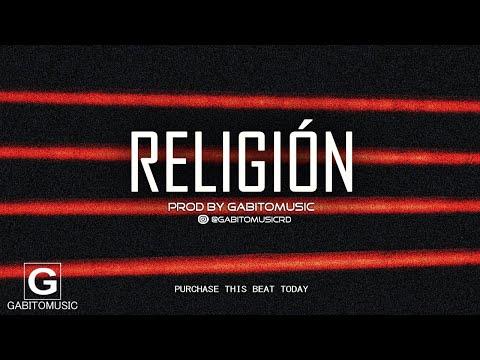 religiÓn--anuel-aa,-bad-bunny-type-beat-|-reggaeton-instrumental-2020