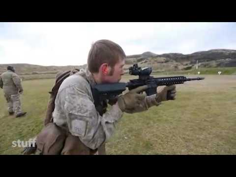 New NZ military rifle