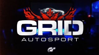 "GRID: Autosport na Driving Force GT - ""Konkurs MSI"" (Gameplay, komentarz pl)"