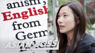 Are Chinese People Really Bad At English? | ASIAN BOSS