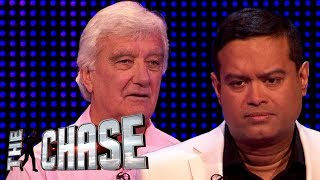 The Chase | John's Surprising Solo Final Chase Against The Sinnerman
