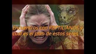 Encuentros con REPTILIANOS y cual es el PLAN de estos seres #Reptilianos #Genetica #Hibridacion