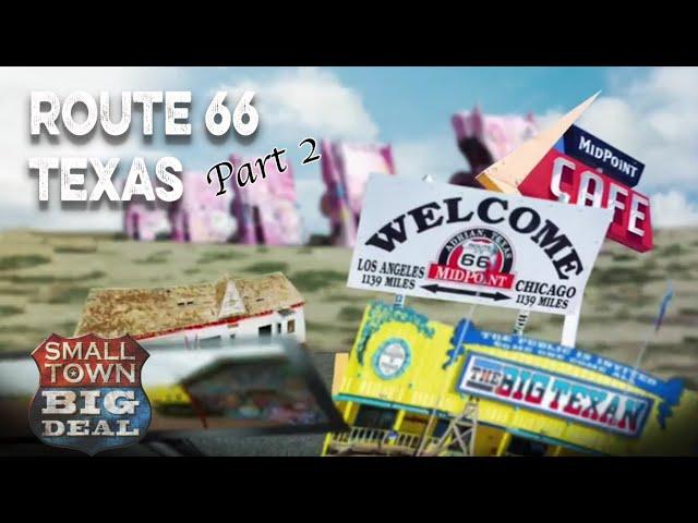 Route 66 Texas part 2
