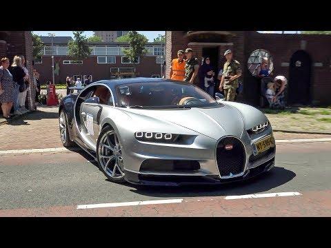 Supercars Accelerating – 600LT, Chiron, 3x Veyron, Performante, Aventador, DBS Superleggera, Urus