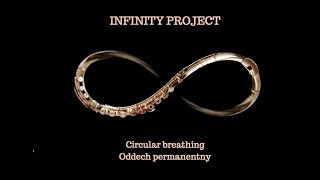 About the Infinity project - circular breathing