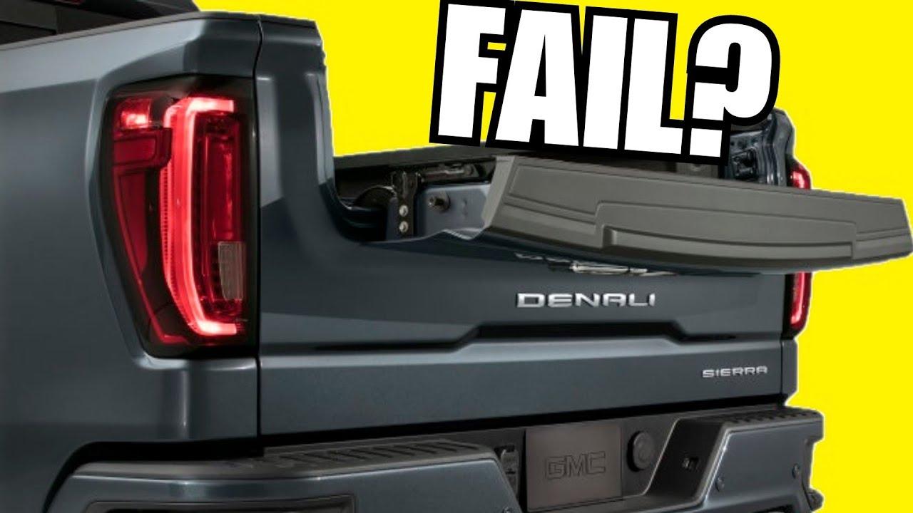 2019 GMC Sierra MultiPro Tailgate, Win Or EPIC FAIL ...