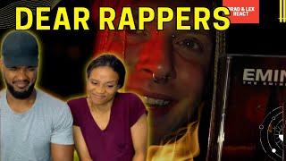 🎵 Dear Rappers Tom MacDonald Reaction | HOG Journey Ep 1