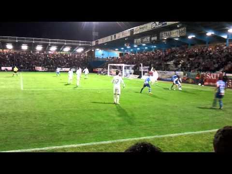 Humillación, caño a Cristiano Ronaldo de un 2b. | Ponferradina | de CR6 a CR7