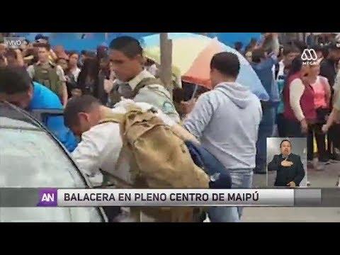 Grave incidente en Maipú deja tres heridos - Ahora Noticias Central / 7 de noviembre
