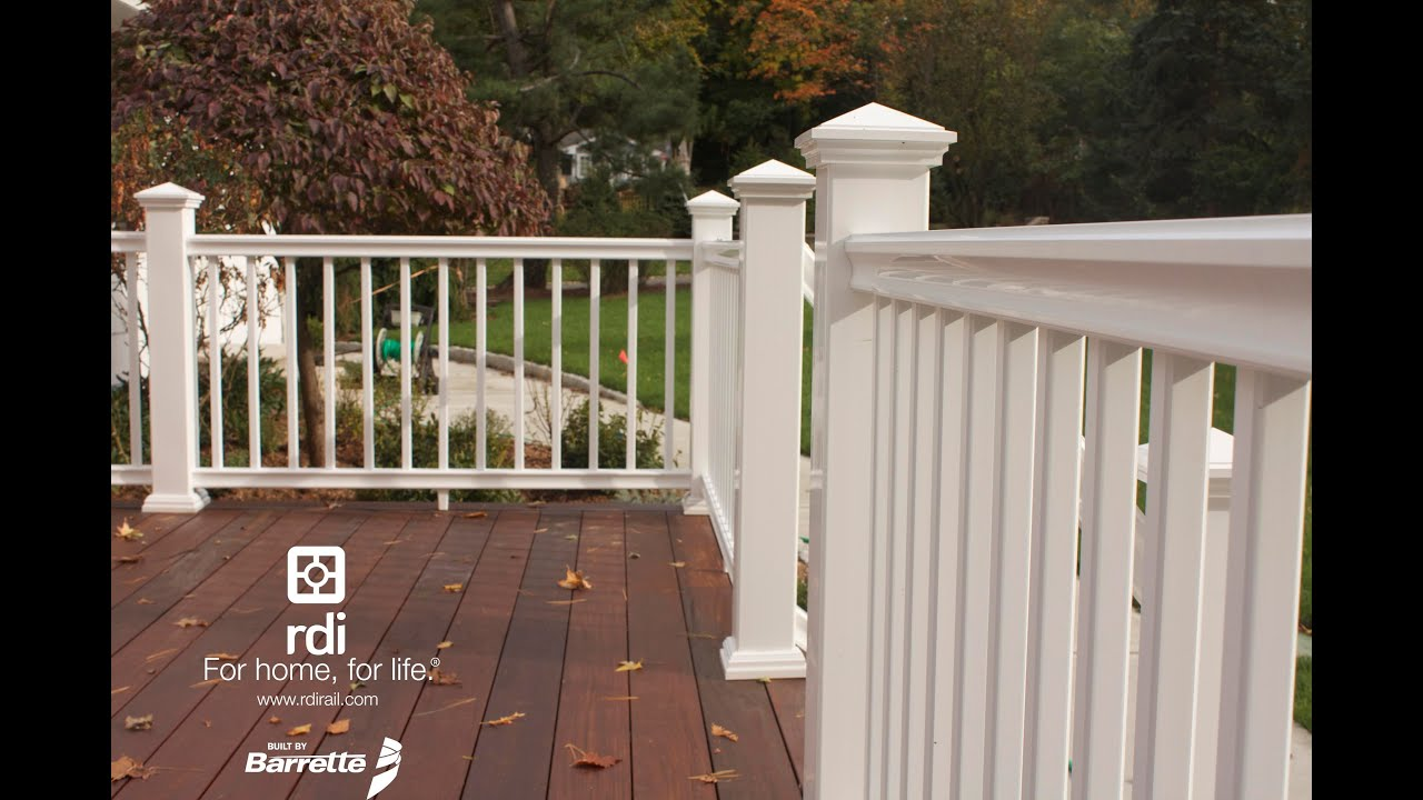 How To Install Rdi Transform Railing Quickly And Easily