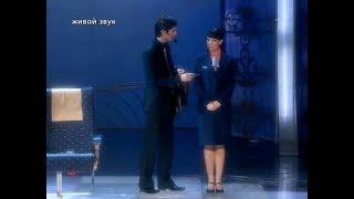 Марк Тишман, Нонна Гришаева - Nathalie, «Две звезды-3», Первый канал