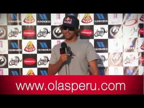 Noticiero: Día 1 | Copa IPD Punta Rocas Open 2011