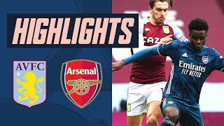 HIGHLIGHTS | Aston Villa vs Arsenal (1-0) | Premier League
