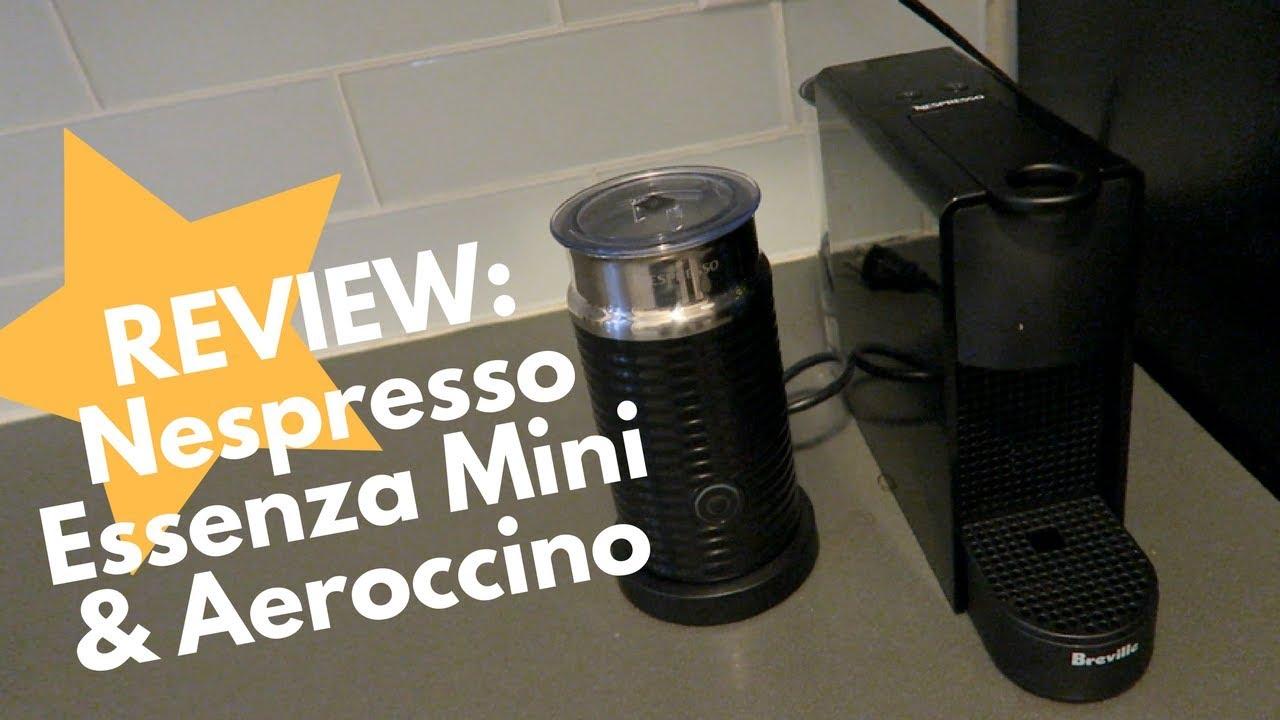Review Nespresso Essenza Mini And Aeroccino