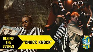 Behind The Scenes of SoFaygo's Knock Knock Video with Lyrical Lemonade