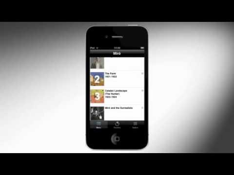 Joan Miró  App