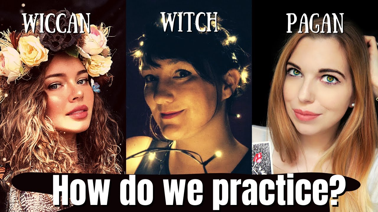 Download Wicca Witchcraft Paganism | Interview with Ella Harrison & Scarlet Ravenswood