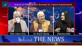 Impact of SNC Lavalin Scandal on Liberal Government - Behind the News @TAG TV