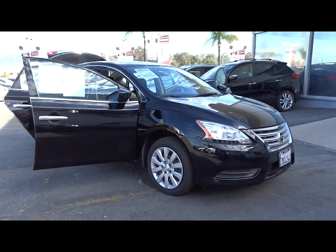 2015 Nissan Sentra San Bernardino, Fontana, Riverside, Palm Springs, Inland Empire, CA 35113A