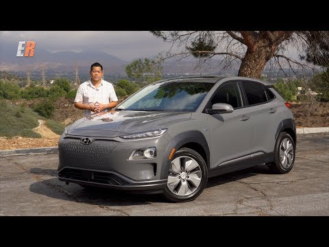 EV Review 2019 Hyundai Kona Electric - Is this the Chevy Bolt Killer?