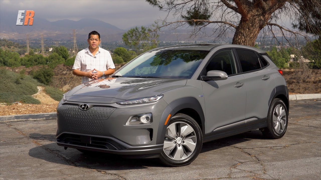 Ev Review 2019 Hyundai Kona Electric Is This The Chevy Bolt