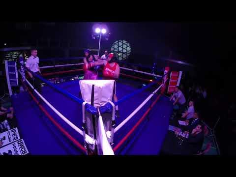 Ultra White Collar Boxing | Exeter | Nathan Clark VS James Pym