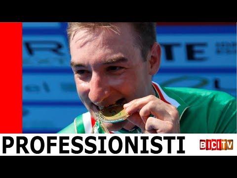 Elia Viviani campione italiano professionisti a Boario Terme