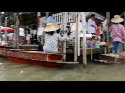 Thailand Canals