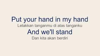 """ADELE - SKY FALL """"Lyric dan terjemahan"""" // cover"""