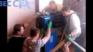 Грузоперевозки Днепропетровск. Перевозка станка весом 550 кг. Грузчики с опытом.(, 2014-05-18T20:16:27.000Z)