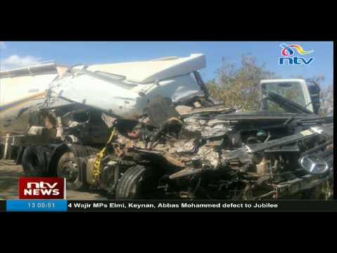 Five dead in Nakuru and Naivasha road accidents