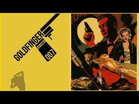 Джеймс Бонд 007 ГОЛДФИНГЕР (треш обзор)