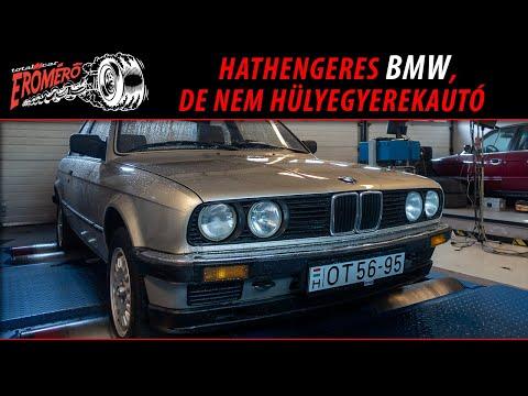 Totalcar Erőmérő: Hathengeres BMW, de nem hülyegyerekautó thumbnail