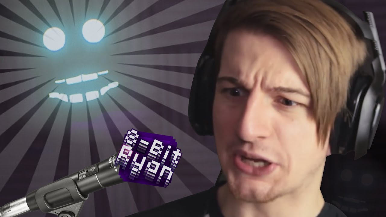 8-BitRyan Sings To His Outro [A Scary Game] - YouTube