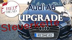 Audi A6 3.0 TDI Motorcheck enttarnt nicht nur Steuerkettengeräusche | Redhead