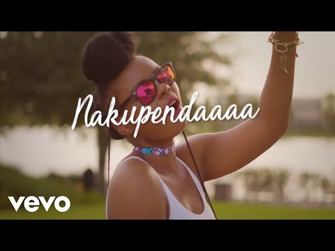 Yemi Alade - Nakupenda [French Version] (Lyric Video)