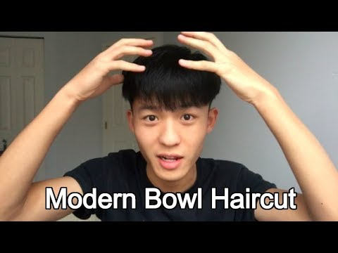Modern Bowl Haircut For Asian Men 2020 Youtube