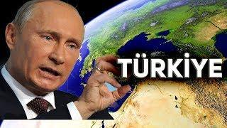 PUTİN'İN TÜRKİYE HAKKINDA İNANILMAZ PLANLARI!