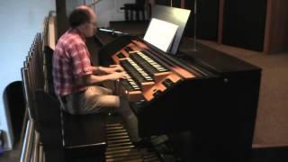 """Georg Friedrich Händel: """"Halleluja"""" (Messias) für Orgel"""