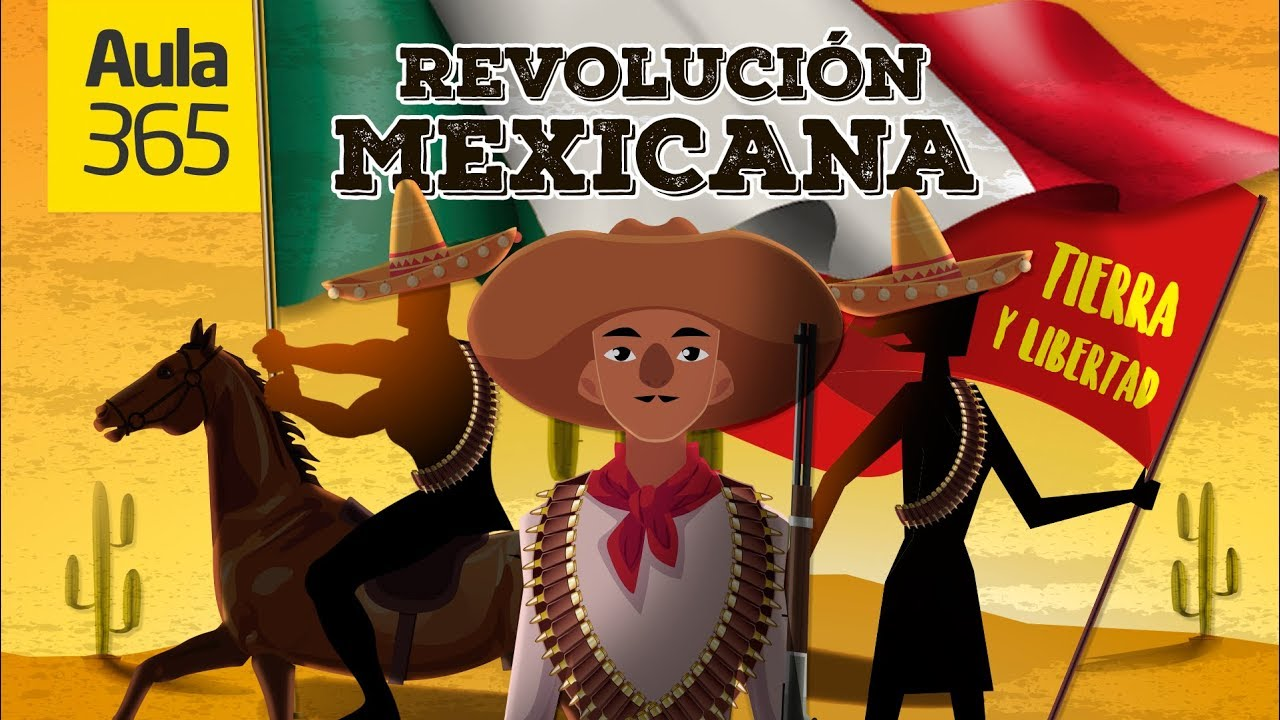 Qué Pasó En La Revolución Mexicana De 1910 Videos Educativos Para Niños