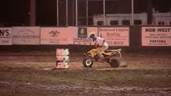 Fortuna Rodeo 2009: ATV Barrel Racing