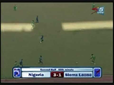 Nigeria vs. Sierra Leone