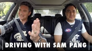 Driving with Sam Pang - Dave Hughes