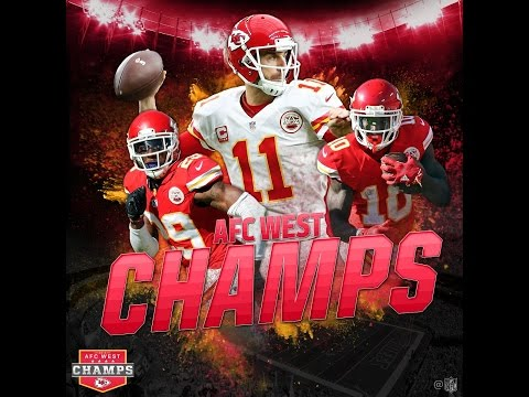 Kansas City Chiefs 2016 Season Highlights