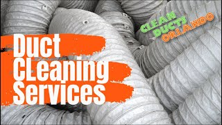 🆕Air Duct Cleaning Commerical 🏽👉🏾 Duct Cleaning  Orlando, Fl  Orange County Must Watch!