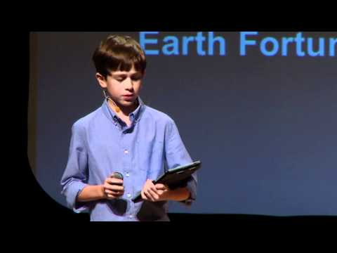 Video image: Meet a 12-year old app developer