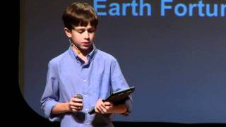 iPhone application developer... and 6th grader | Thomas Suarez | TEDxManhattanBeach