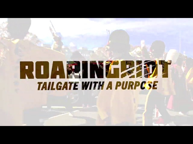 Roaring Riot Tailgate With A Purpose Week 11