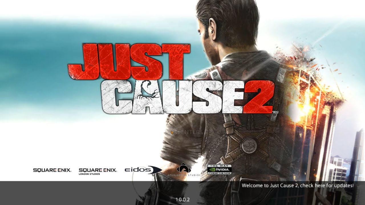 Just Cause 2 Crashing? Here is the fix