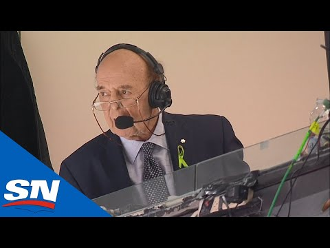 Bob Cole Calls Maple Leafs Vs. Canadiens Overtime And Shootout